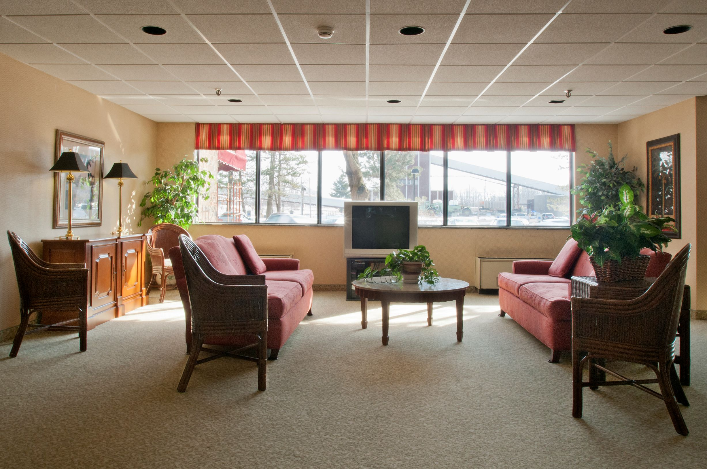 Beachpark Tower Community Room