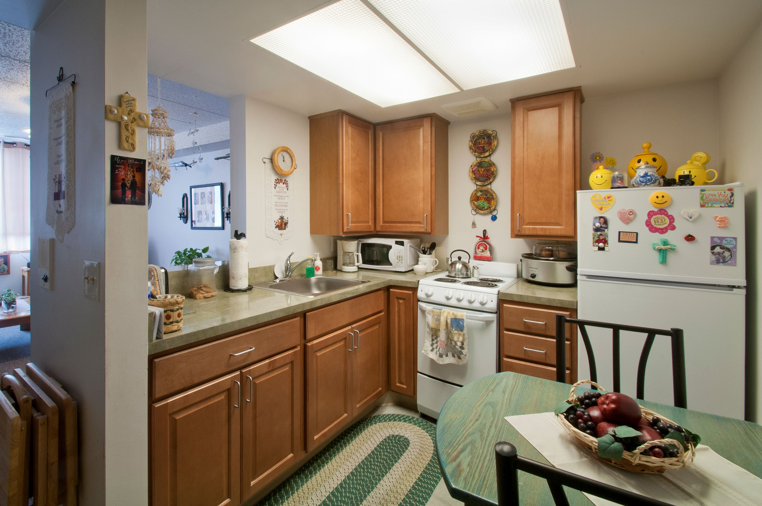 Beachpark Tower Kitchen